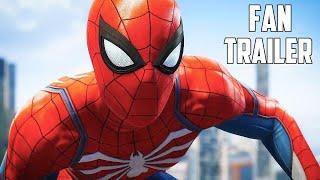 Человек-Паук 2018 PS4 Фанатский трейлер/Spider-Man 2018 PS4 fan trailer