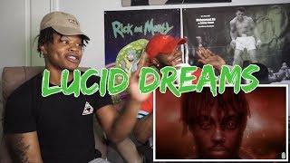 Juice Wrld - Lucid Dreams (Dir. by @_ColeBennett_) - REACTION