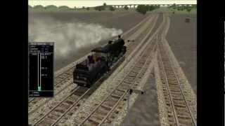 Microsoft Train Simulator :D THIS IS THE SHIT.