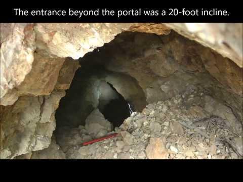 Flooded Mine Exploration: The Abandoned Noble Oxide Mine