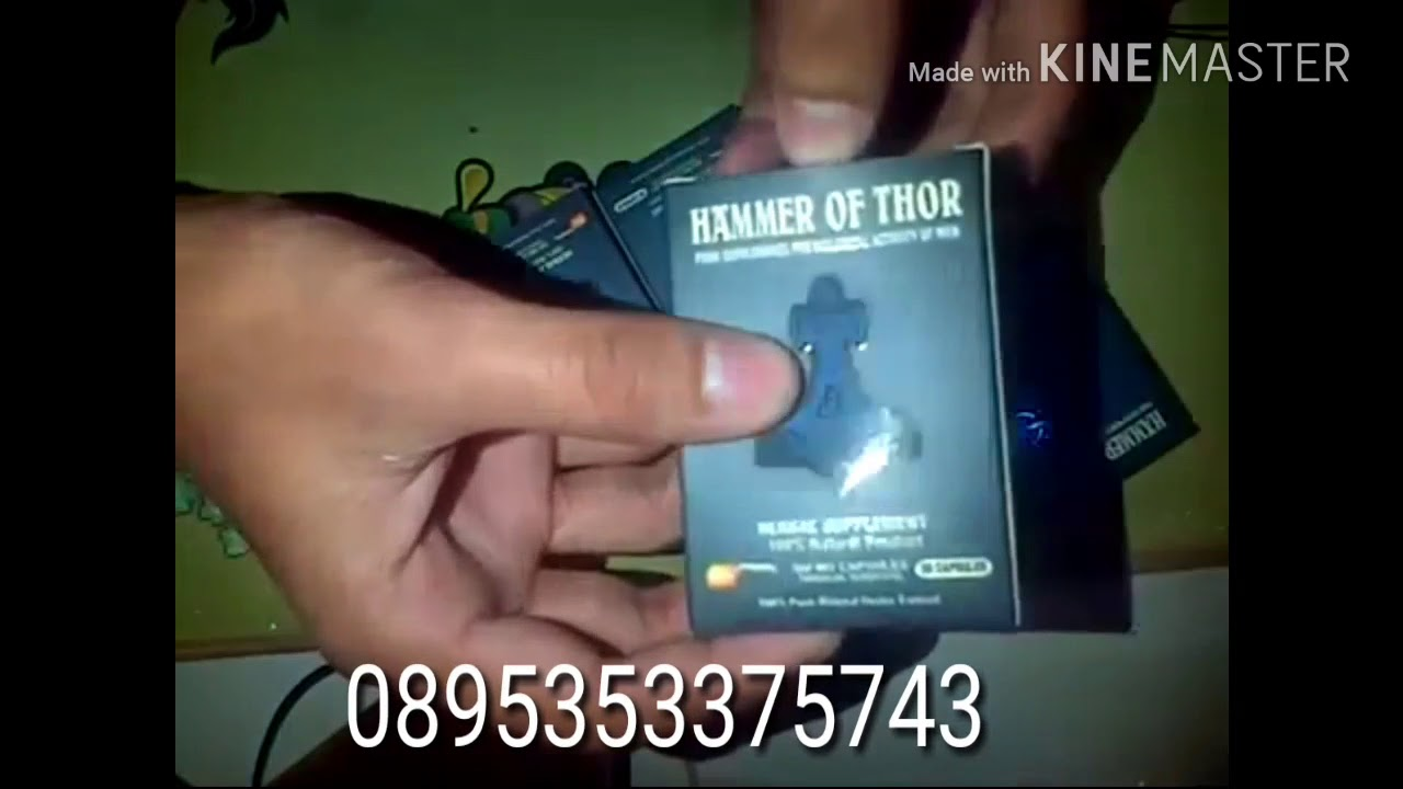 hammer of thor original italy 0895353375734 youtube