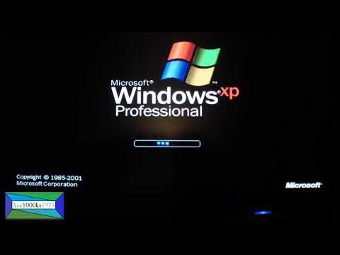 How To Install Windows XP And Drivers