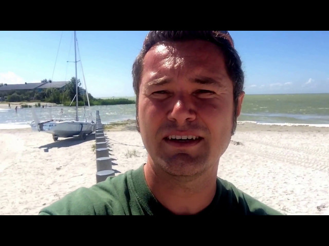Bericht vom Strand