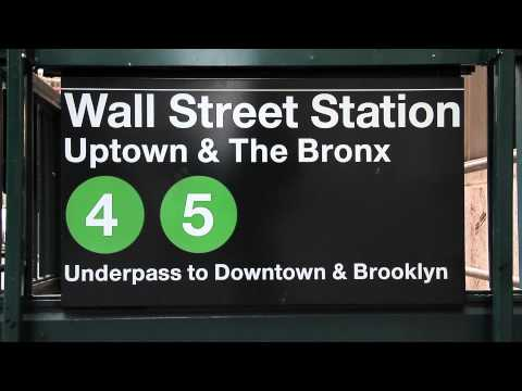 ^MuniNYC - Wall Street & Broadway (Financial District, Manhattan 10006)