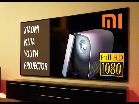 Xiaomi Mijia Youth Projector - A Quick Review