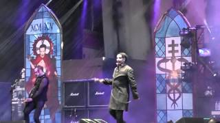"""Marilyn Manson  - Personal Jesus """"Live@Gröna Lund"""""""