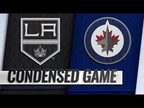 Los Angeles Kings vs Winnipeg Jets – Oct.09, 2018 | Game Highlights | NHL 18/19 | Обзор матча