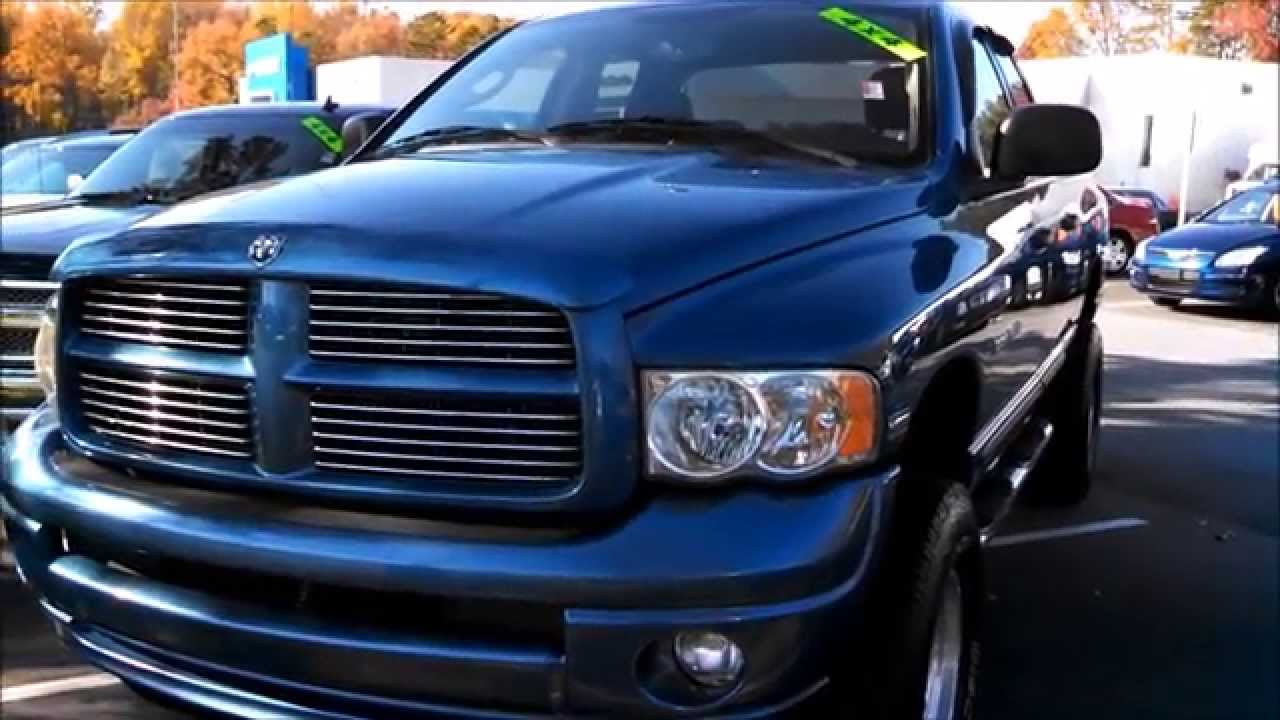 2005 dodge ram 1500 hemi 5 7 liter v8 youtube. Black Bedroom Furniture Sets. Home Design Ideas