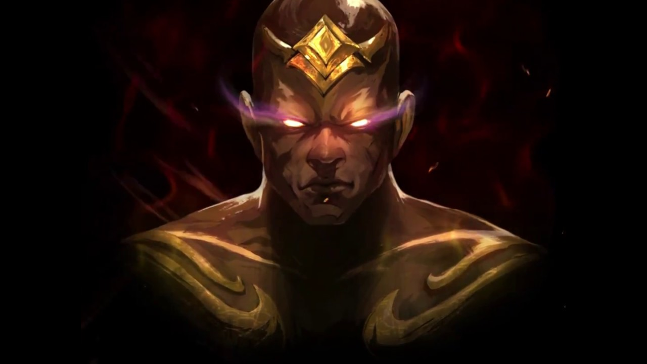 Surrender At 20 God Fist Lee Sin Now Available