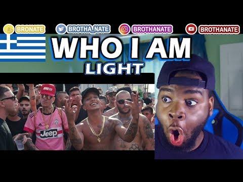 Light - Ποιός Eίμαι REACTION!!