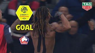 Goal Renato SANCHES (84') / LOSC - Montpellier Hérault SC (2-1) (LOSC-MHSC) / 2019-20