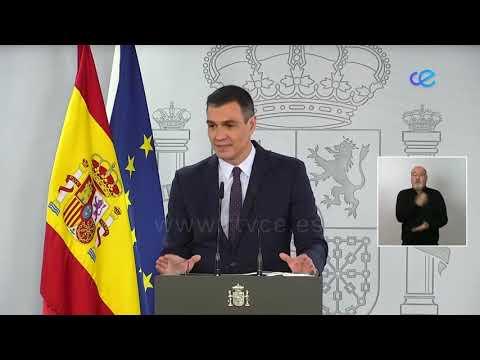 Sánchez asegura que las vacunas administradas en España cuenta con todas las garantías y seguridad