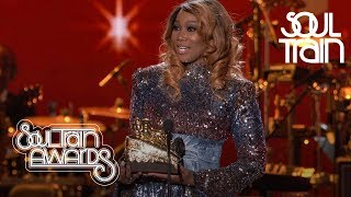Yolanda Adams Gives Amazing Speech As She Accepts The Lady Of Soul Award! | Soul Train Awards '19
