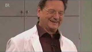 Grünwald spielt Dr. House