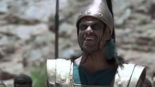 Битва Давида против Голиафа.