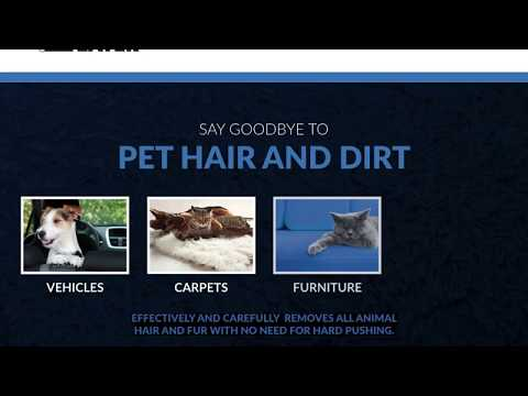 Pet hair removal that REALLY works  -  www.fureater.com