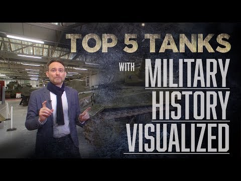 Top Five Tanks - Military History Visualized | The Tank Museum