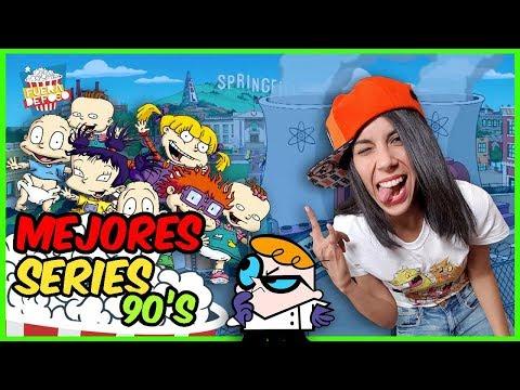 Las mejores series de los 90's