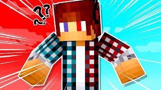 Minecraft REVERSO : O AUTHENTIC ESTÁ DIFERENTE !!