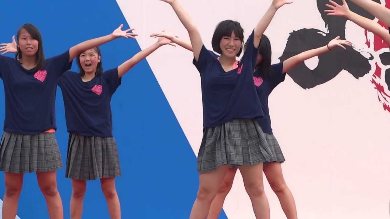 大泉桜高校 ダンス部 「High School Musical」