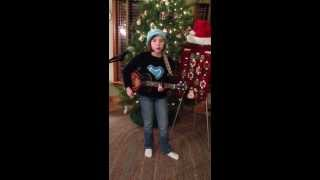 """Blue Christmas"" - Molly Jeanne's Gift of Song"