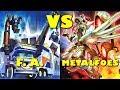 Real Life Yugioh - F. A. vs METALFOES | February 2018 Scrub League