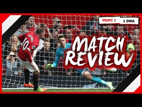 MANCHESTER UNITED 1-1 SWANSEA | REVIEW | DESERVED TO LOSE!