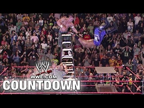 Greatest TLC Moments - WWE Top 10