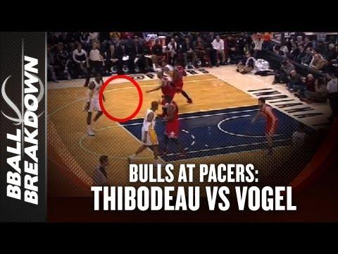 NBA 2012-13: Bulls at Pacers - Who
