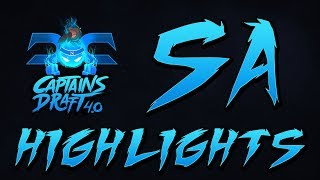 Dota 2 SA Qualifier Highlights - Captains Draft 4.0
