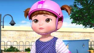 Катание в парке - Консуни мультик  (серия 19) - Мультфильмы для девочек