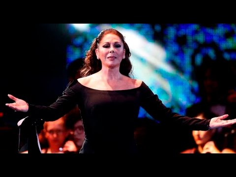 Isabel Pantoja: cantante cautivó a todos en show de Viña del Mar