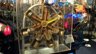 moteur rotatif Gnome