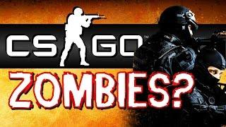 Csgo Zombie Survival 2015! (csgo Workshop Mod Map)
