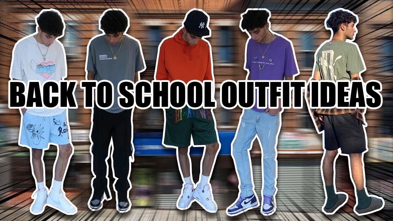 Back To School Streetwear Outfit Ideas‼️ (2020-2021)