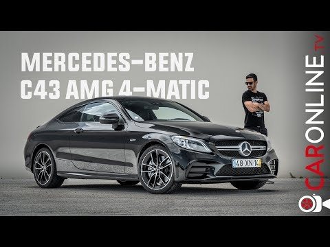 2019 Mercedes-Benz C43 AMG | 390 cv do V6 Bi-Turbo chegam? [Review Portugal]