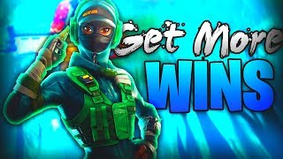 How To Get More Wins And Choke LESS in FORTNITE - Fortnite: Battle Royale Season 7 TIPS AND TRICKS