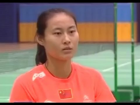2013 Sudirman Cup Interview with China Women Single Players