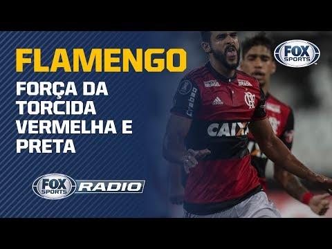 """""""TORCIDA DO FLA NÃO SE COMPARA"""", DIZ SORMANI! Torcida rubro-negra é tema do """"FOX Sports Rádio"""""""
