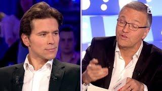 Laurent Ruquier à Geoffroy Didier