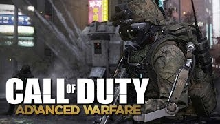 Call of Duty: Advanced Warfare's New Gear: Radar Grenades, Hover-bikes, JUMPING HIGH