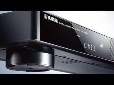 yamaha ysp 2500 digital sound projector youtube. Black Bedroom Furniture Sets. Home Design Ideas