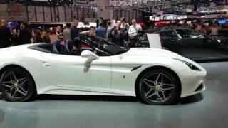 Showroom Geneva 2017 - Auto Salone Ginevra - Autosalon Genf - Geneva motor show 2017