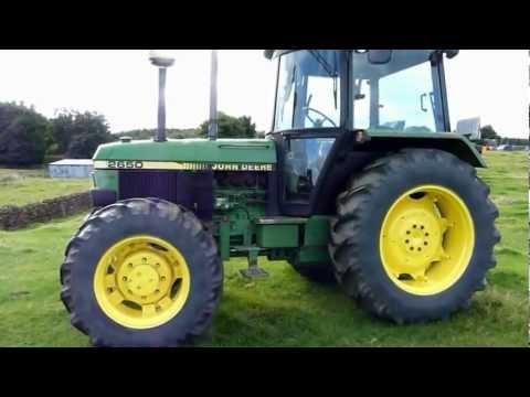 John Deere 2650 Tractor Youtube