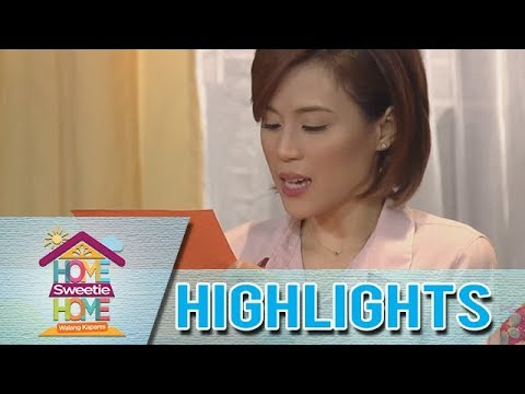 HSH Walang Kapares: Julie writes a letter for herself