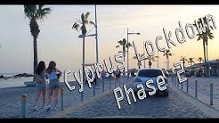 Paphos,Cyprus Lockdown.May.21 2020. Cyprus RESTARTING.