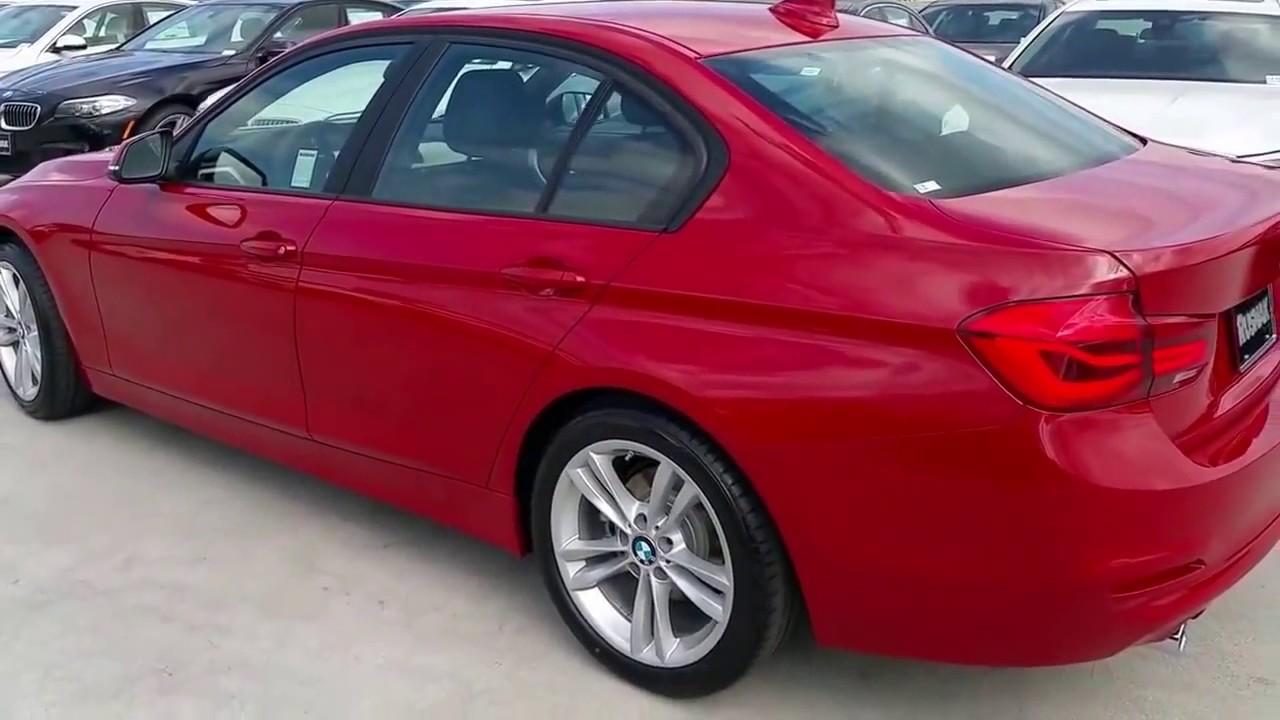 New Bmw 320i Lci Sport Red Color Review Exterior And Interior