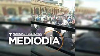 Noticias Telemundo Mediodía, 15 de octubre 2019 | Noticias Telemundo