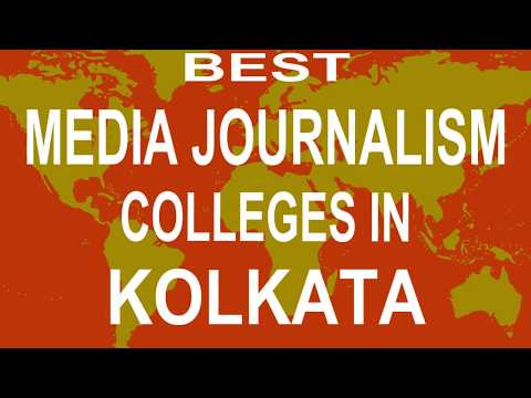 Best Media Journalism Colleges And Courses  In Kolkata