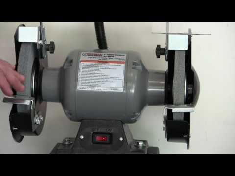 Harbor Freight 8in Grinder Review Update Youtube
